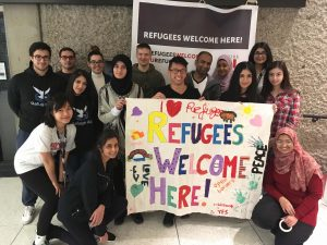 Training on Working in Solidarity with Refugees by York U Psychology Graduate Students Refugee Initiative, Syria Response and Refugee Initiative & WUSC Keele @ 519 Kaneff Tower | Toronto | Ontario | Canada